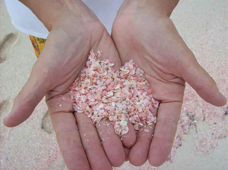 pink sand 2