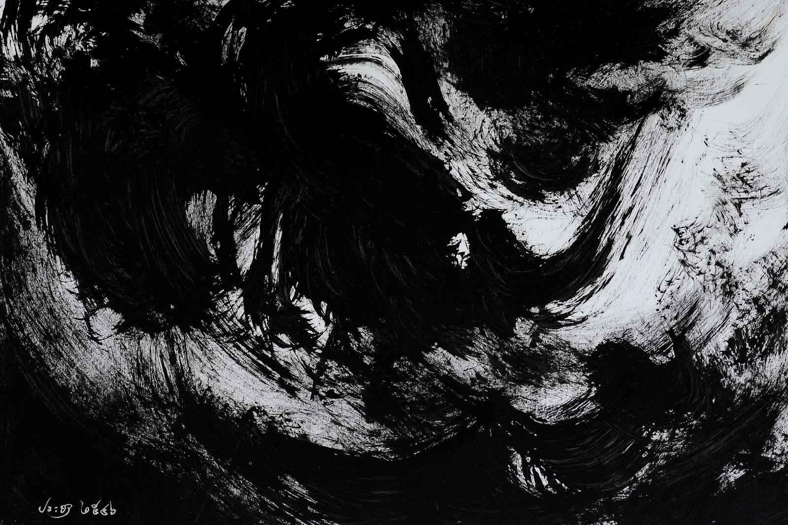 Dark-Abstract-Art-Paintings