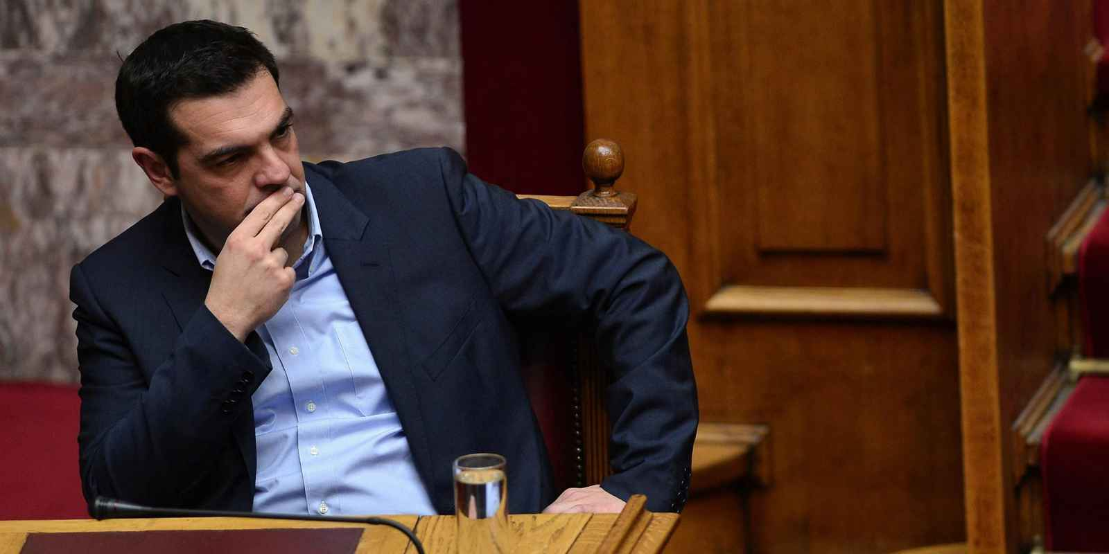 GREECE-POLITICS-ECONOMY
