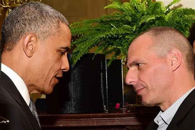 obama varoufakis