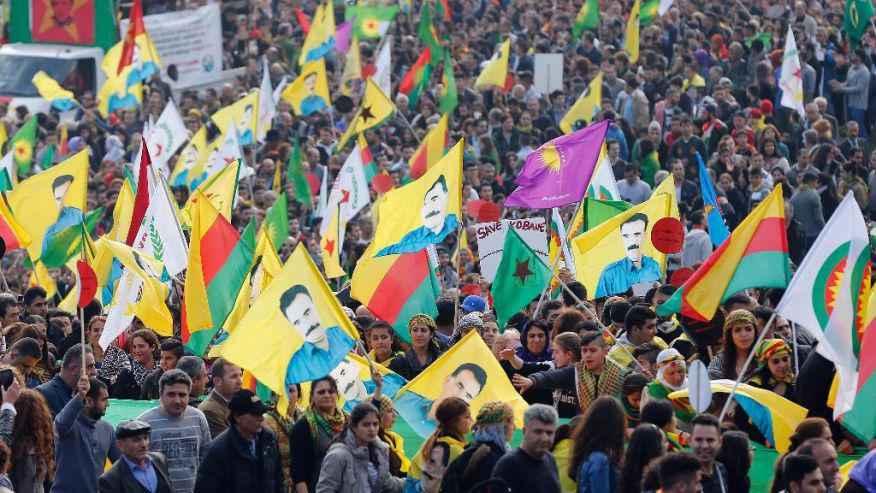 Germany-Demonstration-Kurds-2