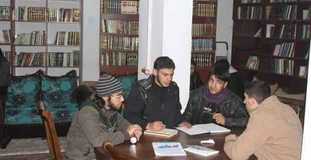 damascus-library