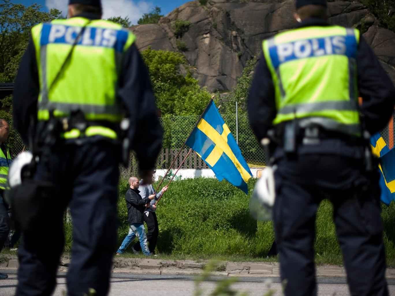 police-sweden