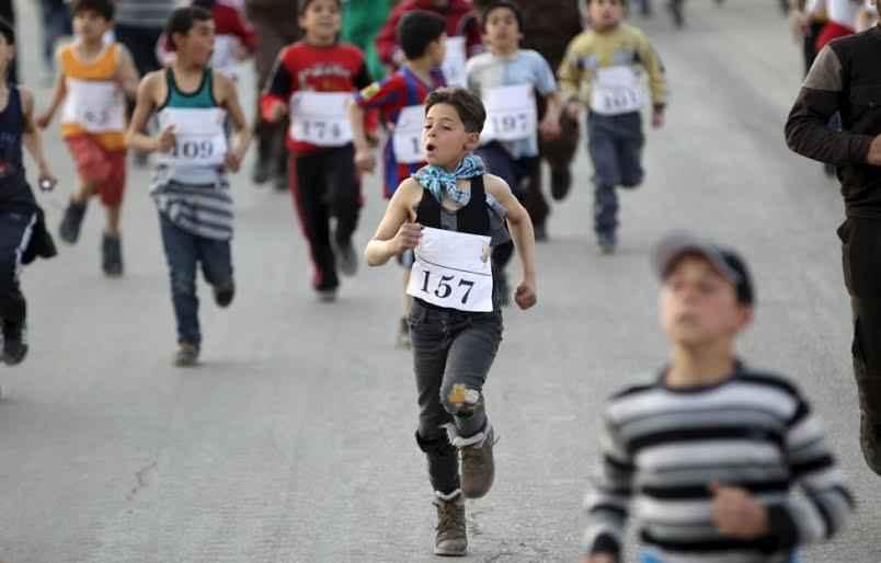 children-marathon