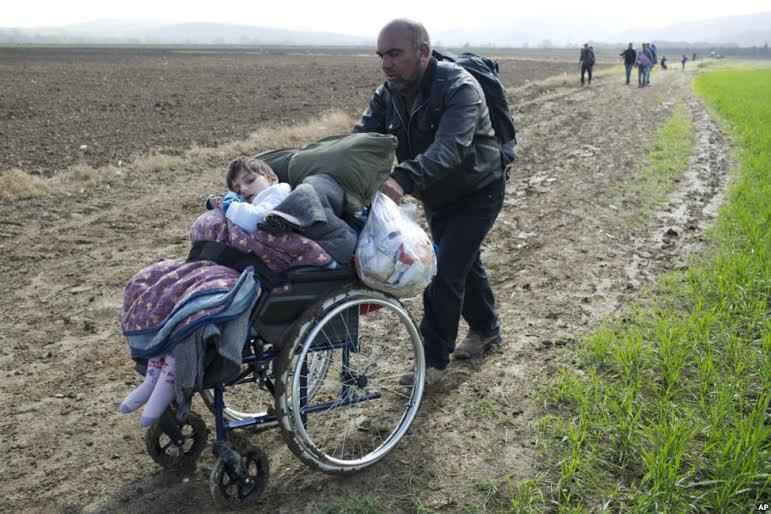 refugee-wheelchair