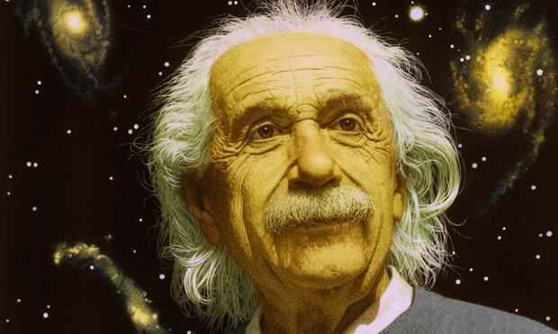 space-einstein
