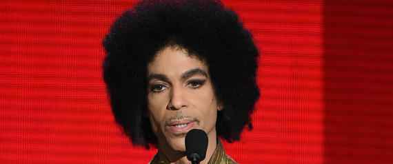 LOS ANGELES, CA - NOVEMBER 22:  Musician Prince speaks onstage during the 2015 American Music Awards at Microsoft Theater on November 22, 2015 in Los Angeles, California.  (Photo by Kevin Winter/Getty Images)
