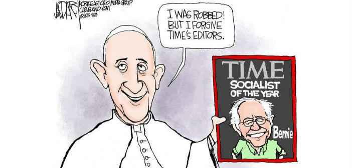 pope-bernie