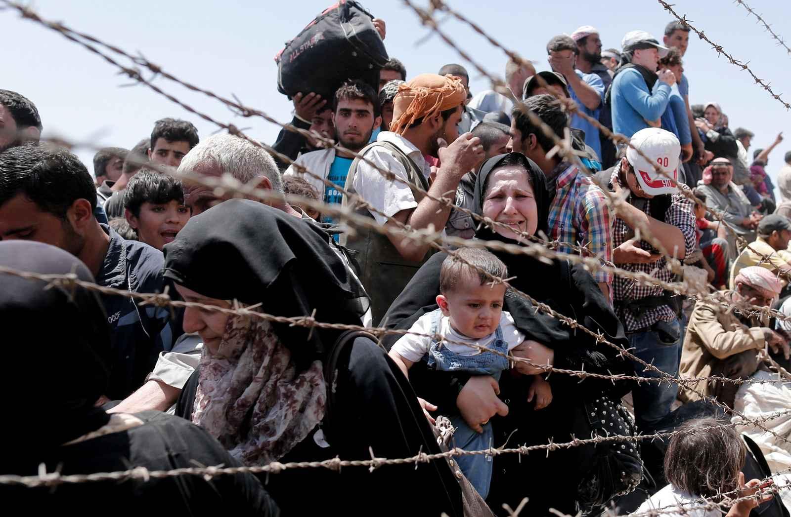 SYRIAN REFUGEES USA