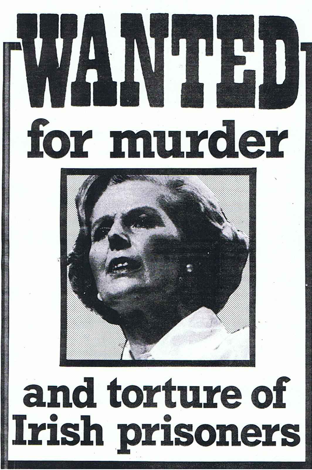 wanted-for-murder-margaret-thatcher