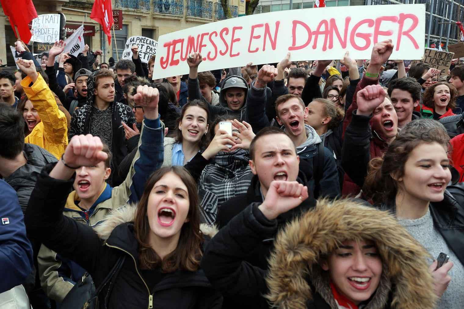 paris-demonstrations