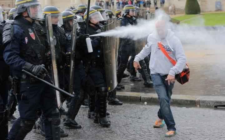 paris-protest
