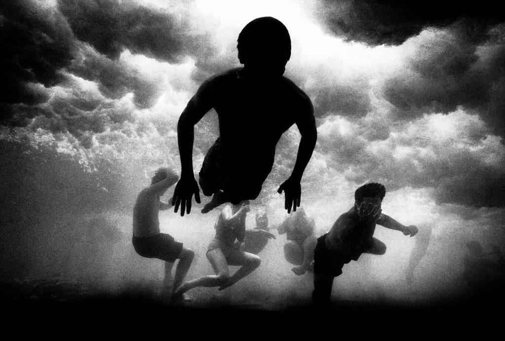 Photography · Trent Parke · Projects and Books; Seventh Wave.