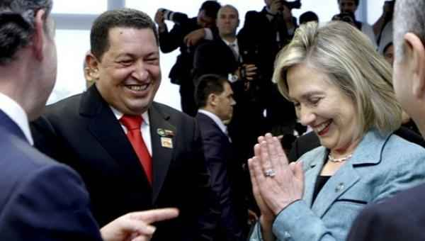 venezuela-clinton