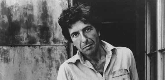 UNSPECIFIED - CIRCA 1970: Photo of Leonard Cohen Photo by Michael Ochs Archives/Getty Images