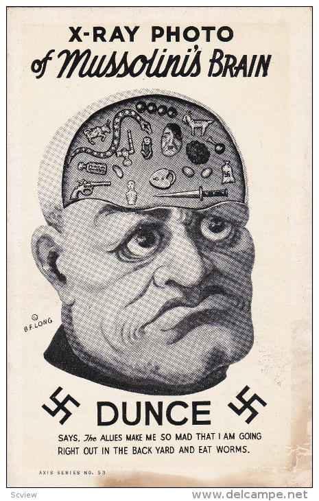 mussolini-brain