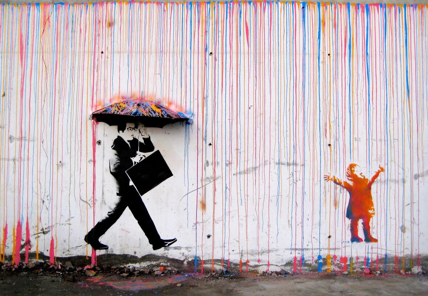 rain-graffiti