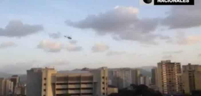 Βενεζουέλα: Επίθεση κατά του Ανωτάτου Δικαστηρίου και του υπουργείου Εσωτερικών με ελικόπτερο