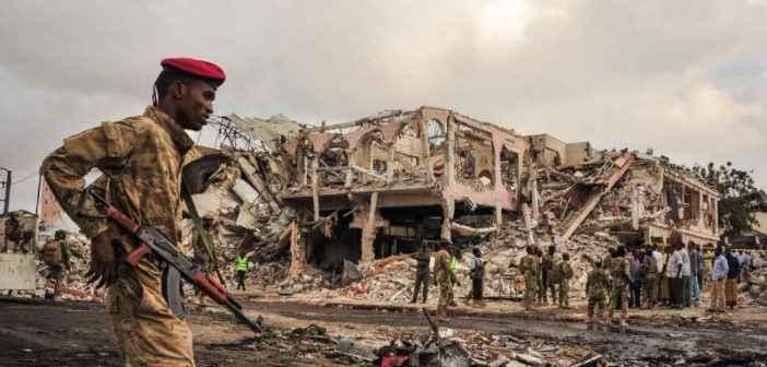 Σομαλία: Πάνω από 300 οι νεκροί από την έκρηξη στο Μογκαντίσου