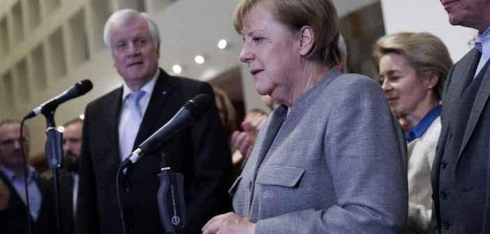 Ναυάγησαν οι συνομιλίες στο Βερολίνο – Αποχώρησε το FDP