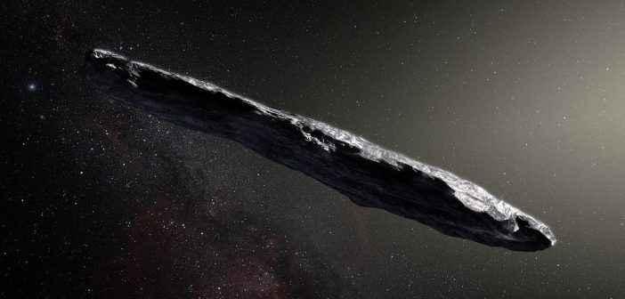 Αστρονόμοι εντόπισαν μυστηριώδες αντικείμενο στο οποίο αναζητούν εξωγήινη τεχνολογία